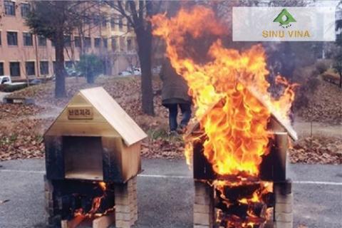 Vật liệu chống cháy lan chất lượng cao của công ty TNHH Sinu Vina