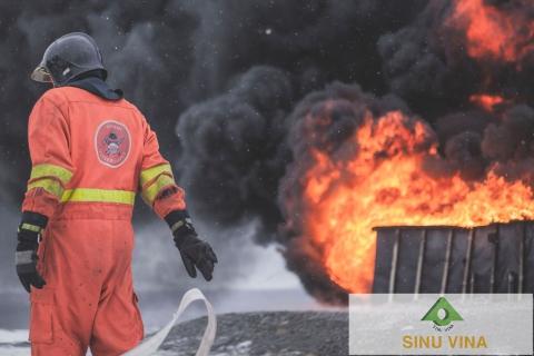 Vật liệu chống cháy lan là gì?