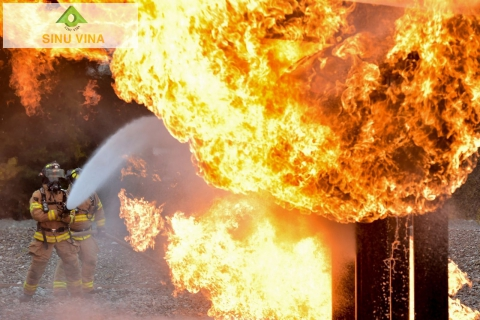 Vật liệu chống cháy trong xây dựng