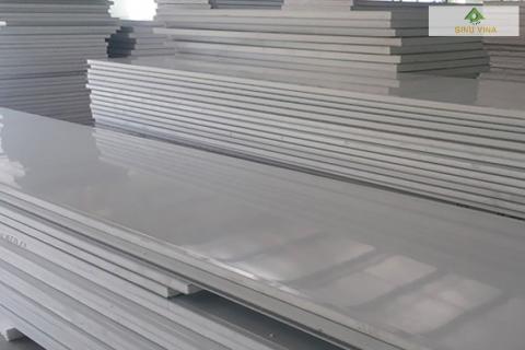 Các loại panel chống cháy lan