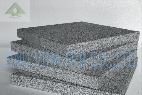 XỐP CHỐNG CHÁY LAN 50T (50x500x3600mm)